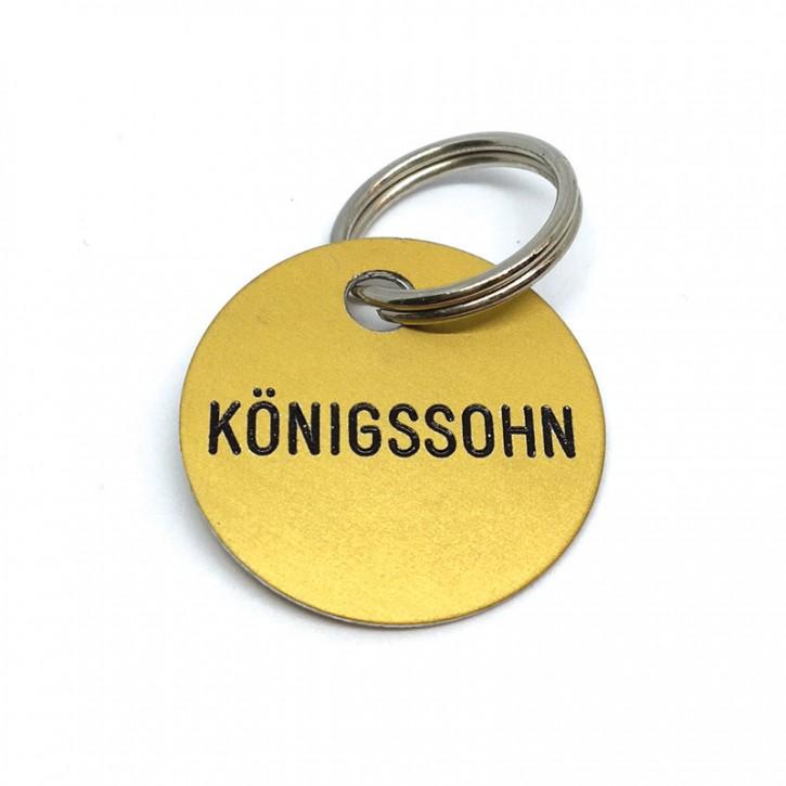"""Schlüsselanhänger """"Königssohn"""""""