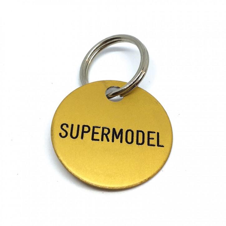 "Schlüsselanhänger ""Supermodel"""