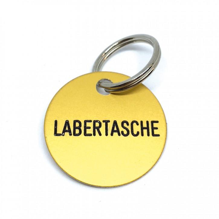 """Schlüsselanhänger """"Labertasche"""""""