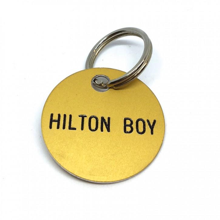 "Schlüsselanhänger ""Hilton Boy"""