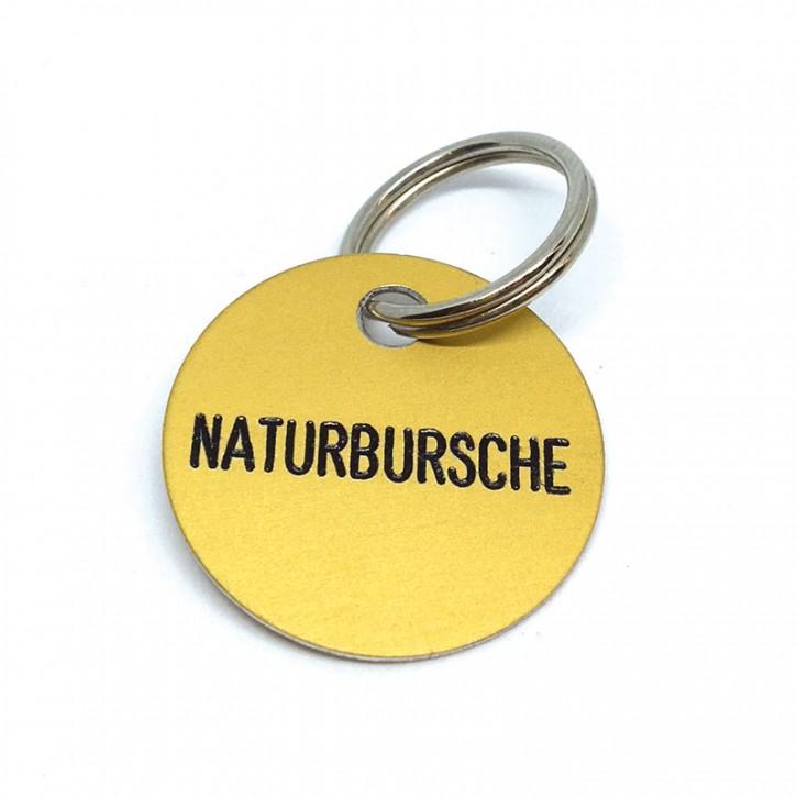 "Schlüsselanhänger ""Naturbursche"""