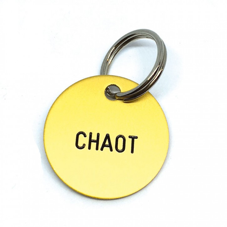 """Schlüsselanhänger """"Chaot"""""""