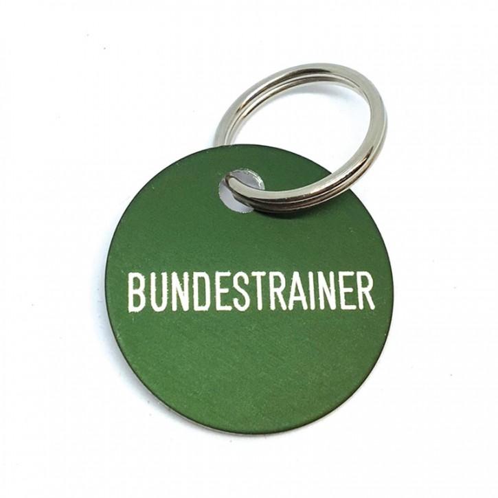 """Schlüsselanhänger """"Bundestrainer"""""""