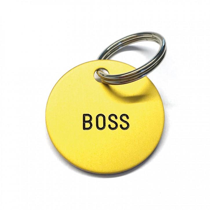"""Schlüsselanhänger """"Boss"""""""