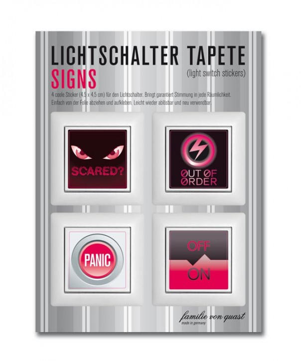 """Light Spot """"Signs"""""""