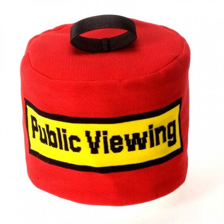 """Trash Hat """"Public Viewing"""""""