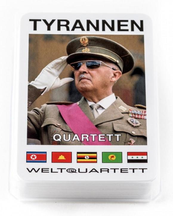 "Quartett ""Tyrannen 1"""