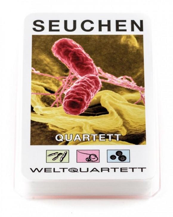 """Quartett """"Seuchen 1"""""""