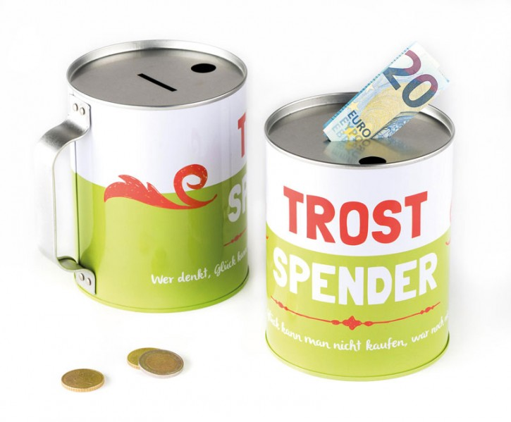 "Spendendose ""Trostspender"""