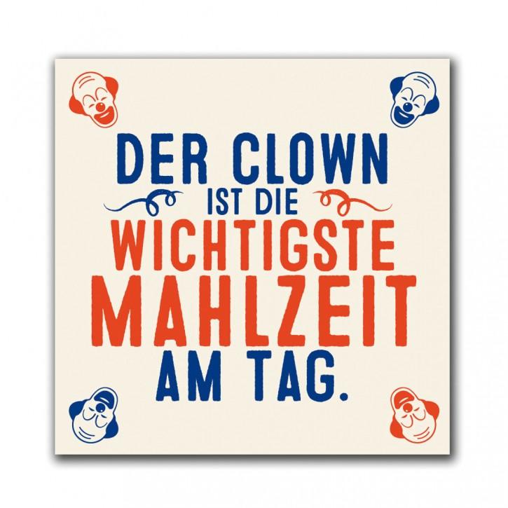 """Magnet """"Clown"""""""