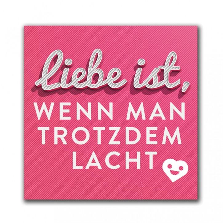 """Magnet """"Liebe ist"""""""