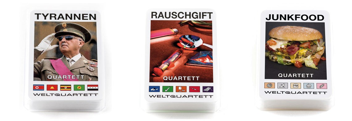 Quartetts
