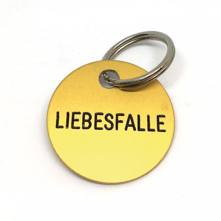 "Schlüsselanhänger ""Liebesfalle"""