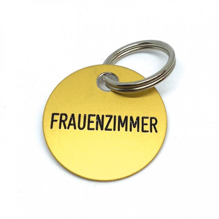 """Schlüsselanhänger """"Frauenzimmer"""""""