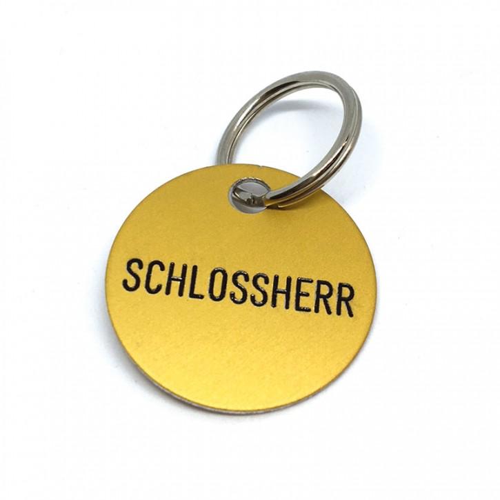 "Schlüsselanhänger ""Schlossherr"""