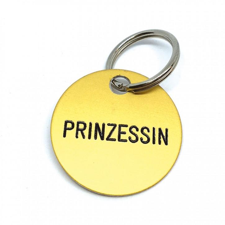 """Schlüsselanhänger """"Prinzessin"""""""