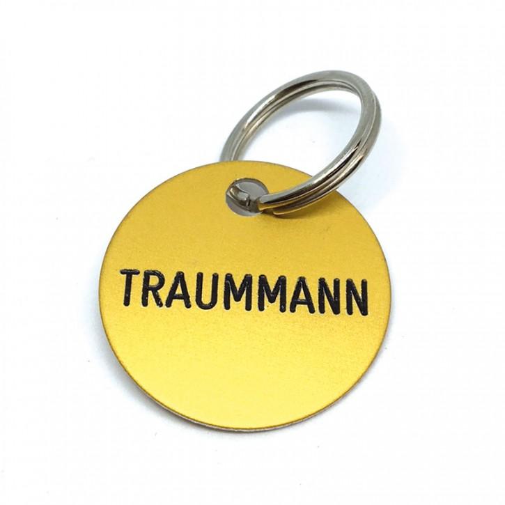 """Schlüsselanhänger """"Traummann"""""""