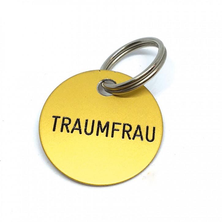 """Schlüsselanhänger """"Traumfrau"""""""