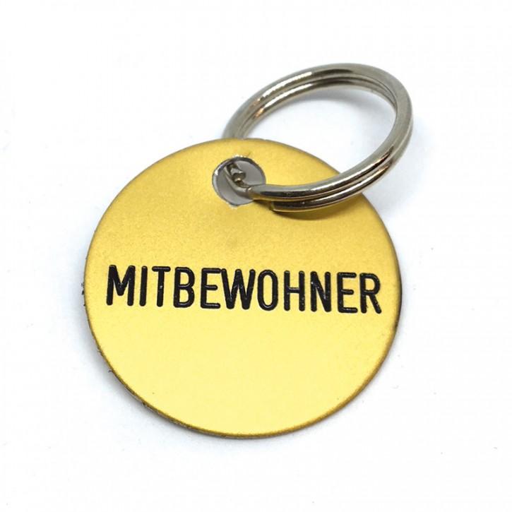 """Schlüsselanhänger """"Mitbewohner"""""""