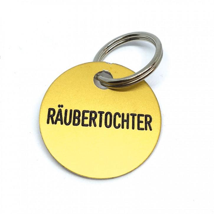 """Schlüsselanhänger """"Räubertochter"""""""
