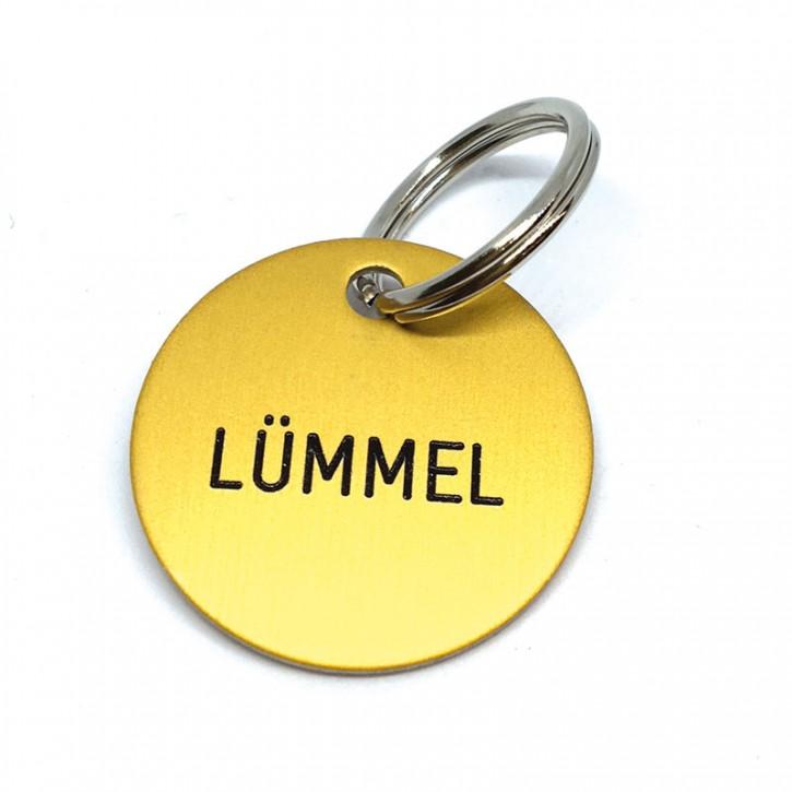 "Schlüsselanhänger ""Lümmel"""