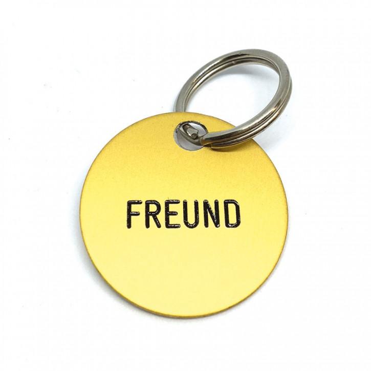 """Schlüsselanhänger """"Freund"""""""