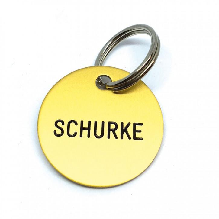"Schlüsselanhänger ""Schurke"""