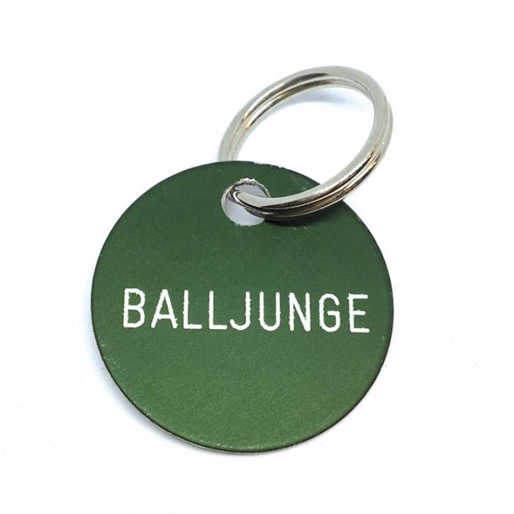 "Schlüsselanhänger ""Balljunge"""