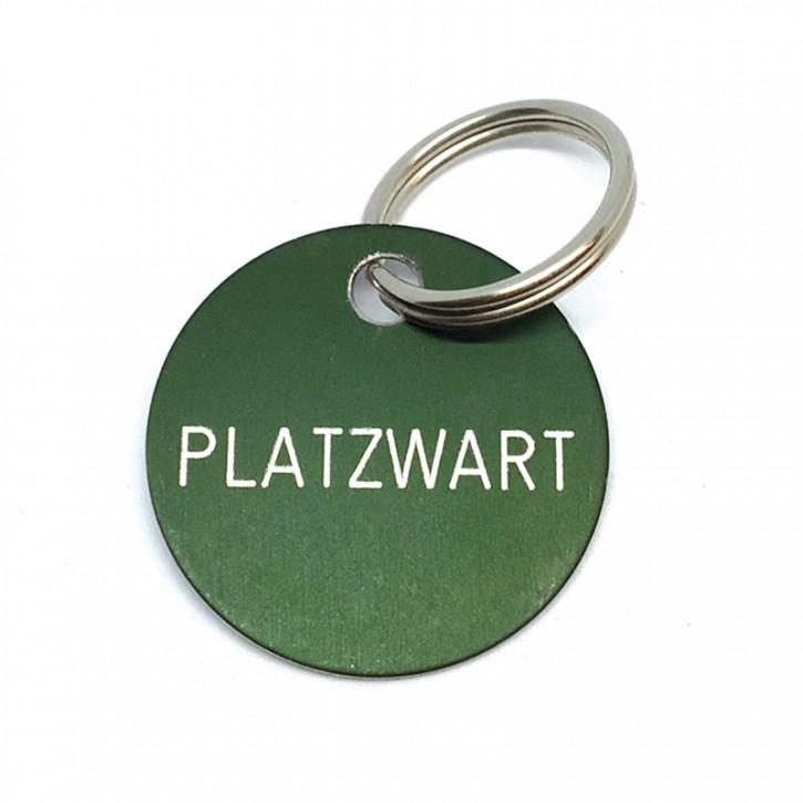 "Schlüsselanhänger ""Platzwart"""