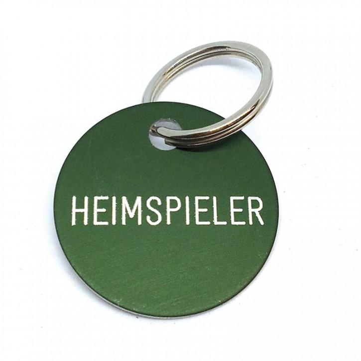 """Schlüsselanhänger """"Heimspieler"""""""