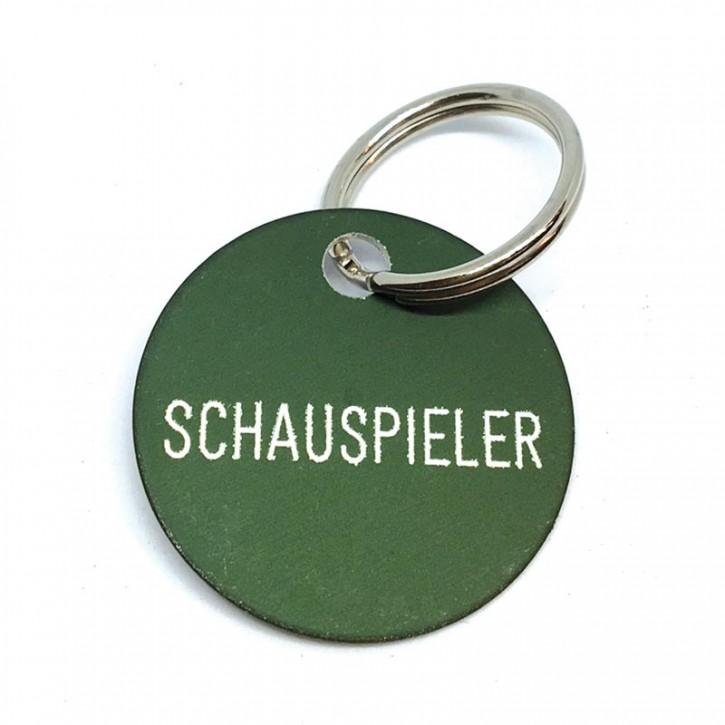 """Schlüsselanhänger """"Schauspieler"""""""
