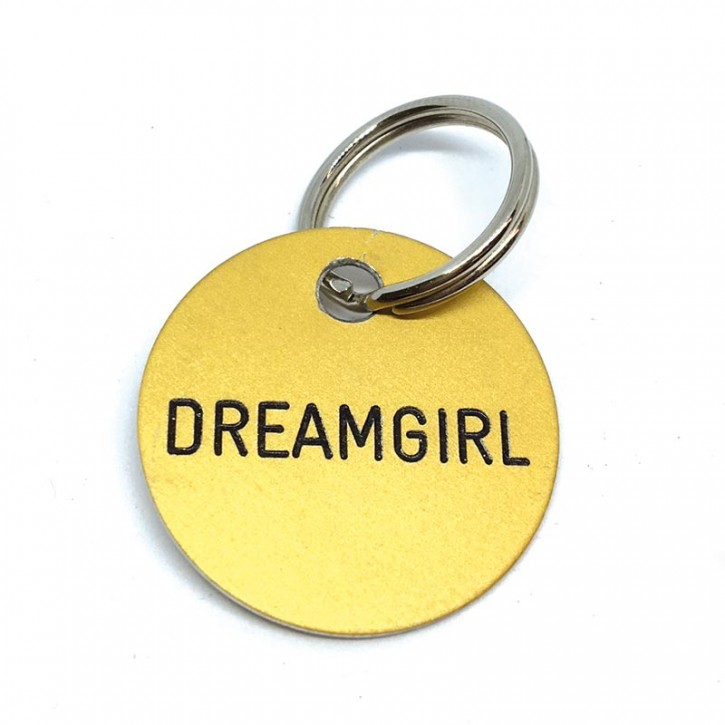 """Schlüsselanhänger """"Dreamgirl"""""""