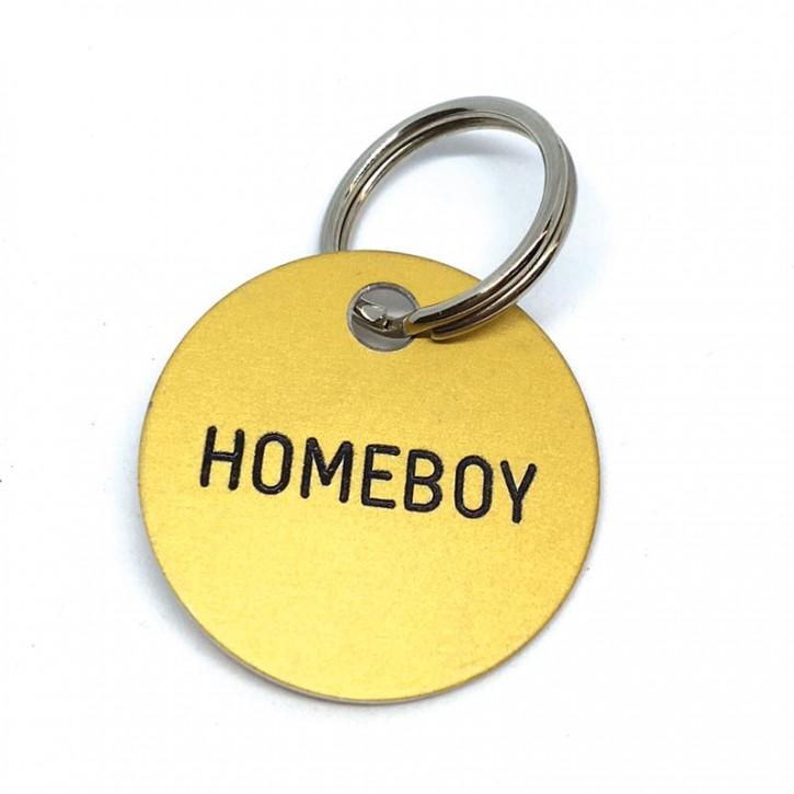 """Schlüsselanhänger """"Homeboy"""""""
