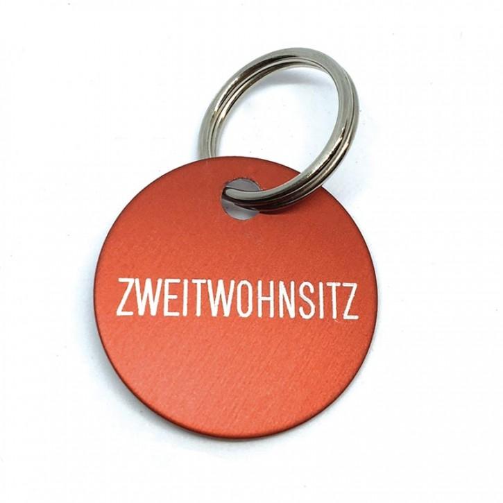 """Schlüsselanhänger """"Zweitwohnsitz"""""""