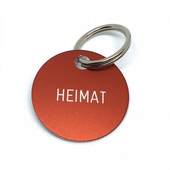 """Schlüsselanhänger """"Heimat"""""""
