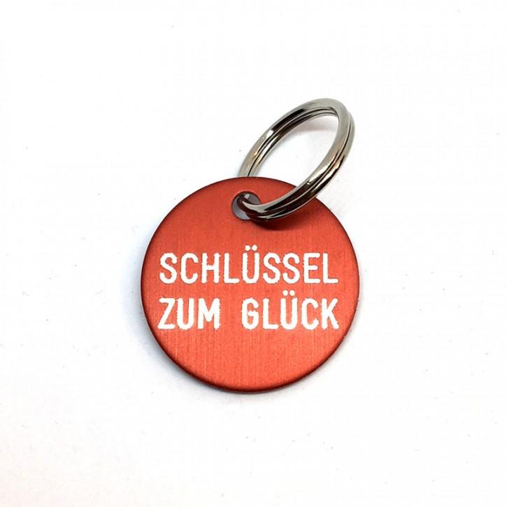 """Schlüsselanhänger """"Schlüssel zum Glück"""""""