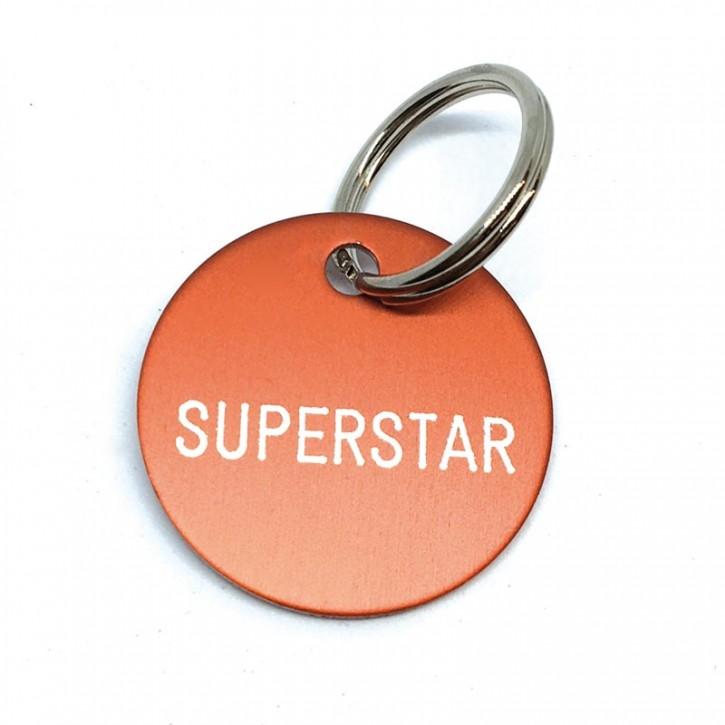 "Schlüsselanhänger ""Superstar"""