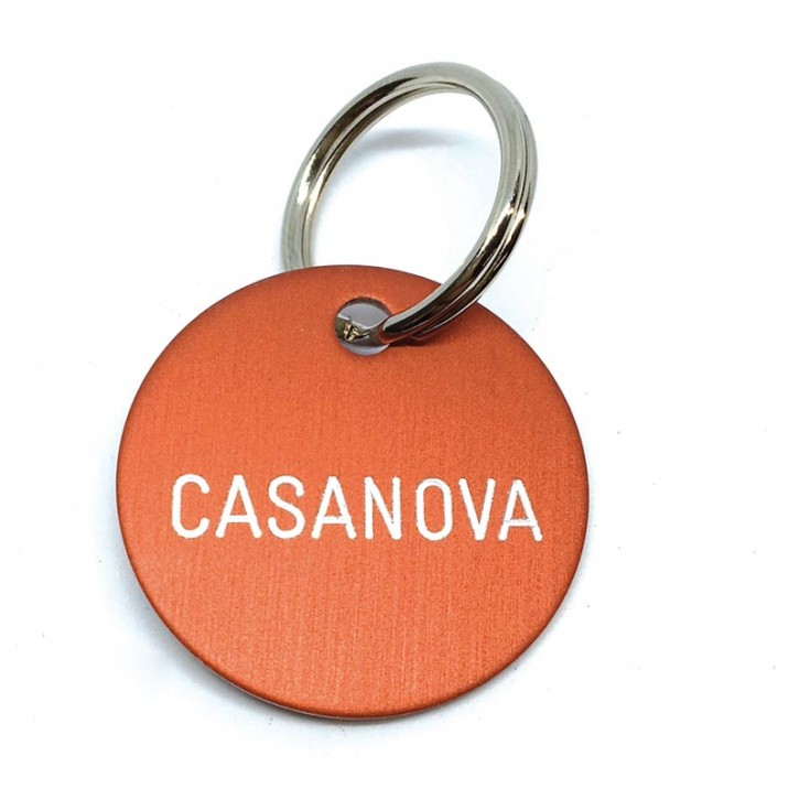 """Schlüsselanhänger """"Casanova"""""""
