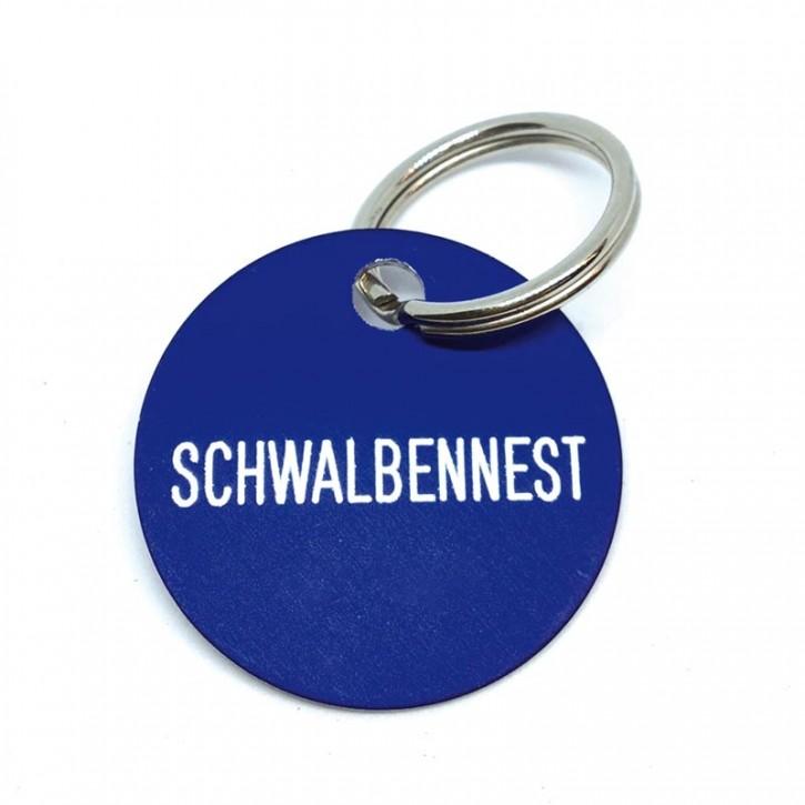 """Schlüsselanhänger """"Schwalbennest"""""""
