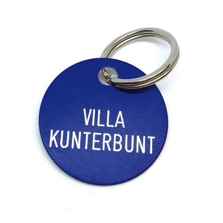 """Schlüsselanhänger """"Villa Kunterbunt"""""""