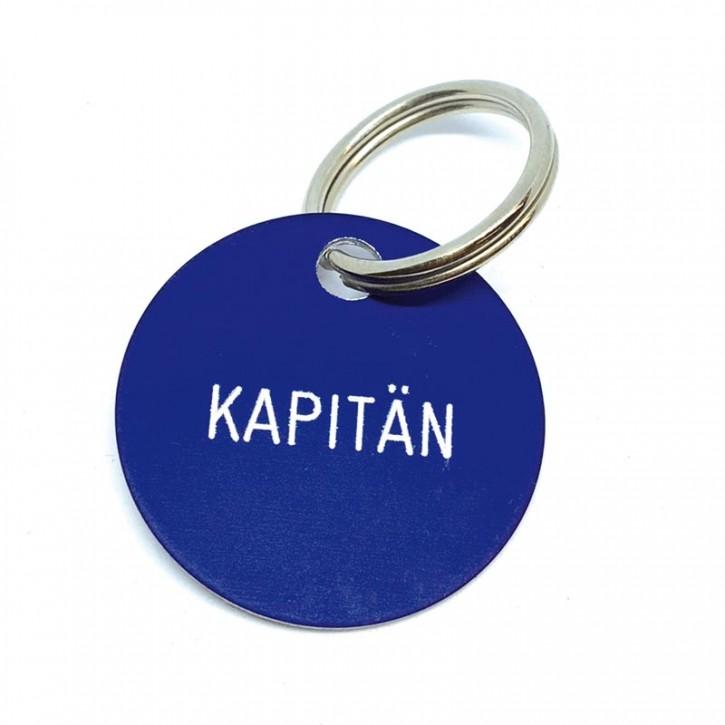 """Schlüsselanhänger """"Kapitän"""""""