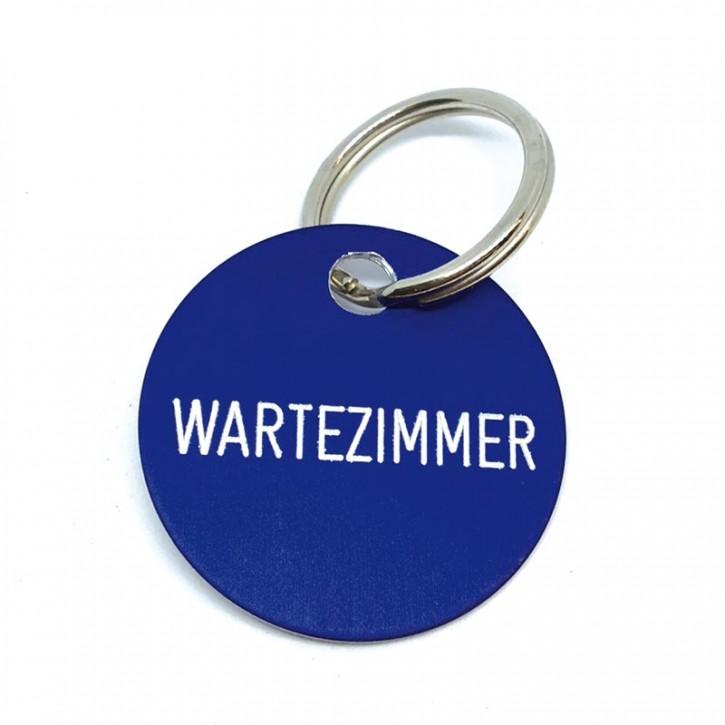 """Schlüsselanhänger """"Wartezimmer"""""""