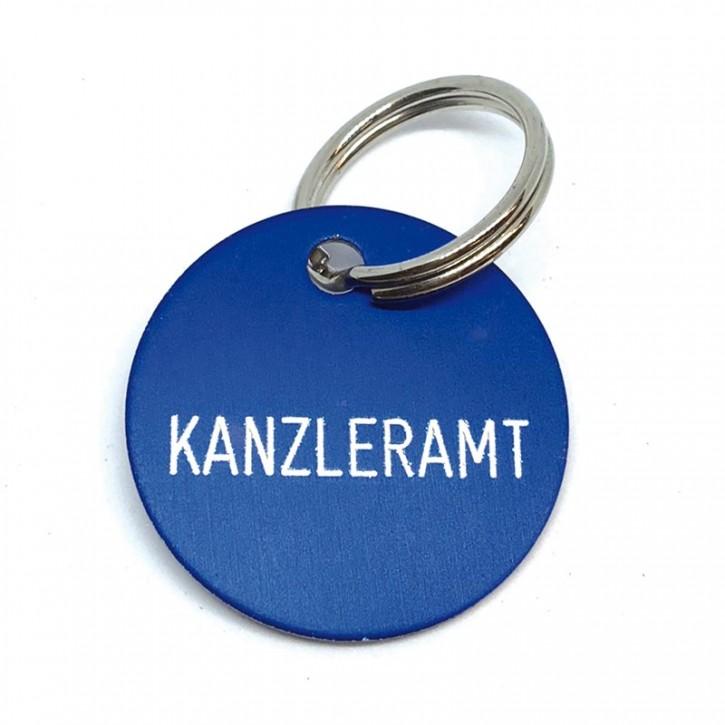 """Schlüsselanhänger """"Kanzleramt"""""""