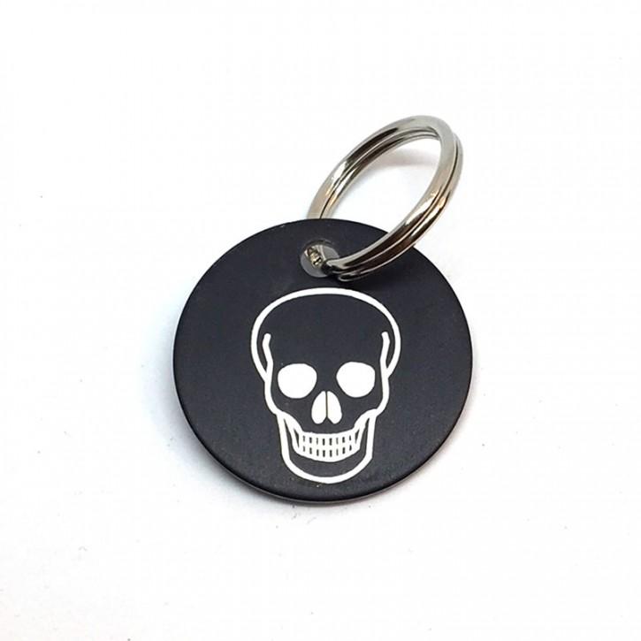"""Schlüsselanhänger """"Totenkopf - Symbol"""""""