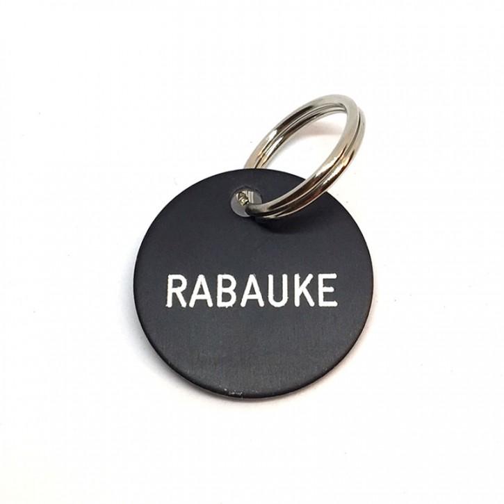 "Schlüsselanhänger ""Rabauke"""