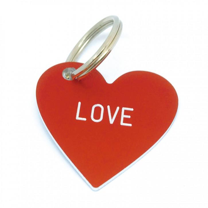 """Herz Anhänger """"LOVE"""""""