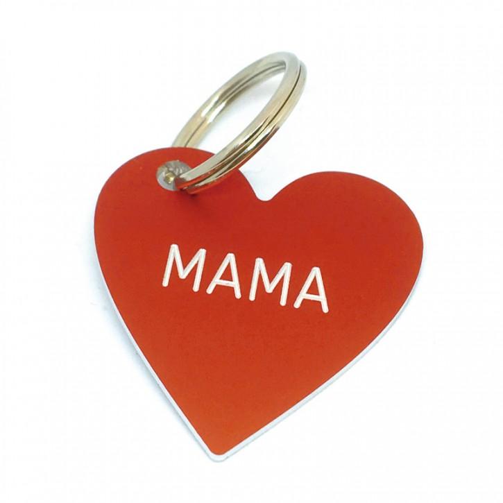 "Herz Anhänger ""MAMA"""