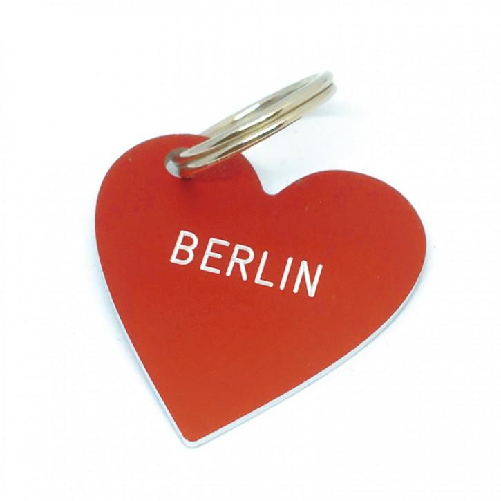 """Herz Anhänger """"BERLIN"""""""