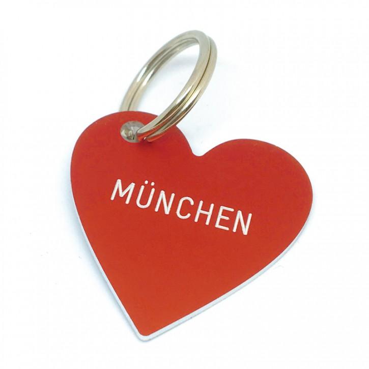 """Herz Anhänger """"MÜNCHEN"""""""
