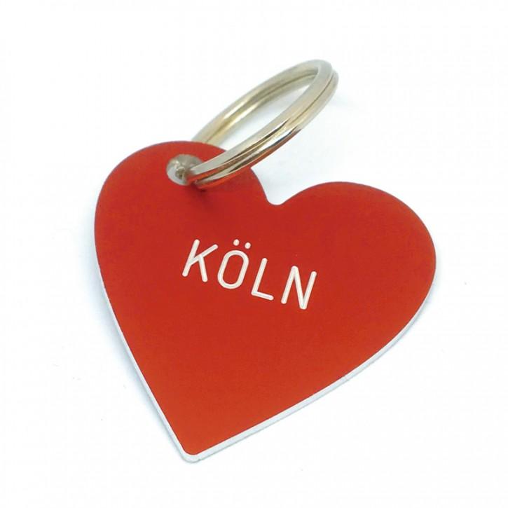 """Herz Anhänger """"KÖLN"""""""